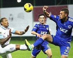 Trabzonspor İle Kasımpaşa Yenişemedi: 2-2