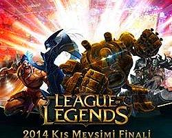 League Of Legends Kış Finallerinde Lisanslı Oyunculardan Turnuva