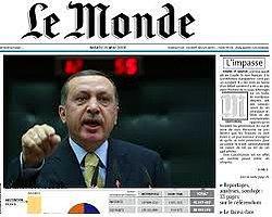 Le Monde: Yolsuzluğu Örtmeye Çalışan Erdoğan, 10 Yıllık Başarılarını Mahvediyor