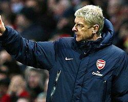 Arsene Wenger: Transfer Yok
