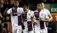 Liverpool'a Aston Villa Çelmesi