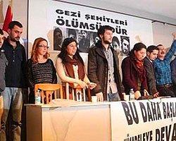 Gezi Şehitleri Ve Gazileri Platformu Kuruldu