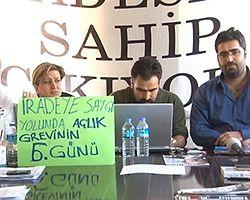 CHP'de Aday Krizi! Partililer Açlık Grevinde