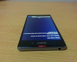 Sony'nin Yeni Akıllı Telefonu 4K Kalitesinde Video Kayıt Edebilecek