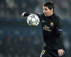 """Messi 4. Kez """"Dalya"""" Diyecek"""