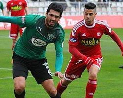 Sivasspor-Akhisar Belediyespor: 2-1