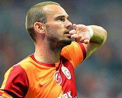 Sneijder'in Peşini Bırakmıyorlar