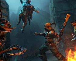 Shadow Of Mordor'dan Deli Dolu Oyun İçi Video