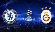 Chelsea - Galatasaray maçı bu kanalda şifresiz!