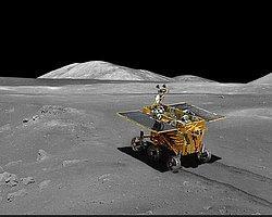 Çin Malı Ay Aracı Arıza Yaptı!