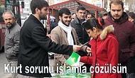 Kürt Sorunu İslamla Çözülsün