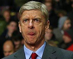 'Wenger Takımda Kalacak'