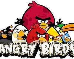 """""""Angry Birds"""" Gibi Uygulamalarla  Bilgi Hırsızlığı"""