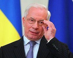 Ukrayna Başbakan'ı İstifa Etti