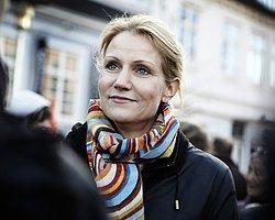 Danimarka Başbakanı Kar Küredi!