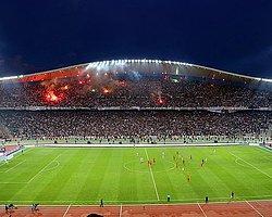 Beşiktaş Olimpiyat Stadı'nda Karar Kıldı
