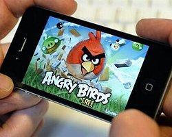Angry Birds Üzerinden Casusluk