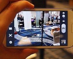 Samsung Galaxy S5, 21 Mp'lik Kamera İle Gelebilir!