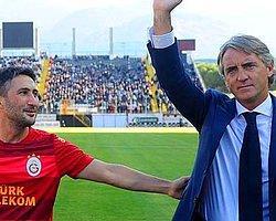 Mancini'den Sabri İçin Şok Sözler!