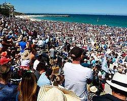 Avustralyalılar Köpekbalıkları İçin Ayaklandı
