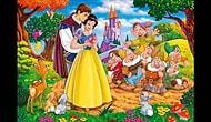Pamuk Prenses ve Yedi Cüceler Çocuk Masalları
