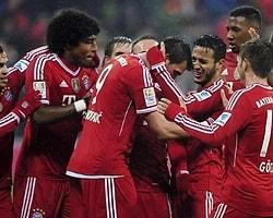 Bayern Münih Beşinci Viteste