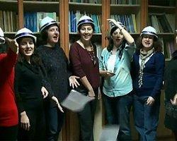 Kadın Mühendislerden TRT'ye Şarkılı Cevap
