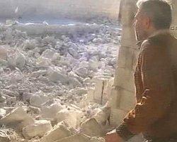 Suriyeli Bir Babanın Çaresizliği