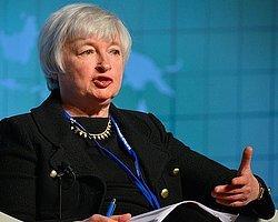 Fed'in İlk Kadın Başkanı Göreve Başladı
