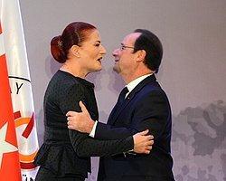 Fransız Televizyonu Hollande'ı 'Ti'ye Aldı