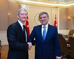 Apple'ın Türkiye'deki Görünürlülüğünü Artırmasını İstedim