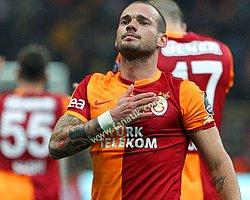 "Sneijder'in ""Hat-Trick""i FIFA'da"
