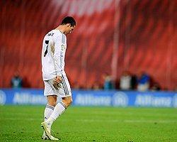 Ronaldo'ya Çok Ağır Ceza
