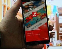 Samsung Hayatınızı Arşive Alacak