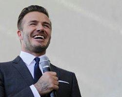 David Beckham Yeni Futbol Takımı Kuruyor