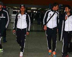 Beşiktaş Kafilesi Gaziantep'e Gitti