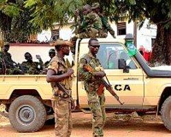 Ucm Orta Afrika Cumhuriyeti'ndeki Olayları Soruşturacak