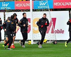 Galatasaray Es-Es'e Hazırlanıyor