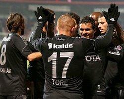 Beşiktaş Eski Dosta Acımadı: 2-1