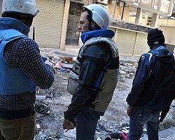 Suriye'de Yardım Konvoyuna Yeni Saldırı