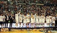 İspanya'da Basketbolun 'Kral'ı Real Madrid