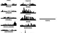 Dünyadaki Şehirler ve Silüetleri