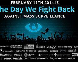 Devletlere Karşı Özgür İnternet Protestosu