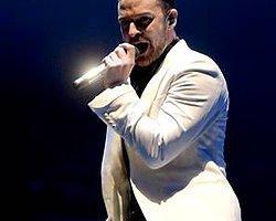 Justin Timberlake 'Önce Hijyen' Dedi