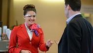 Virgin Atlantic'in Yer Hostesleri Google Glass Kullanmaya Başladı