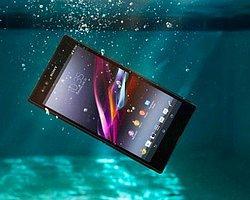 Sony Xperia Z2'nin Arayüzü Sızdı