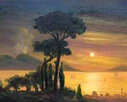 Serap ALKAYA '' Denizin Renkleri '' Resim Sergisi