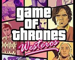 GTA Tarzı Game Of Thrones Karakterleri