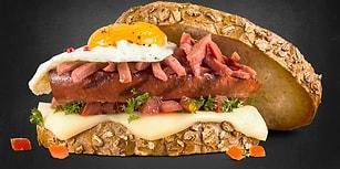 Seni Bir Sevgiliden Daha Mutlu Edecek 10 Sandviç