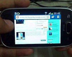 Samsung'dan Üç Sim Kartlı Telefon Geliyor